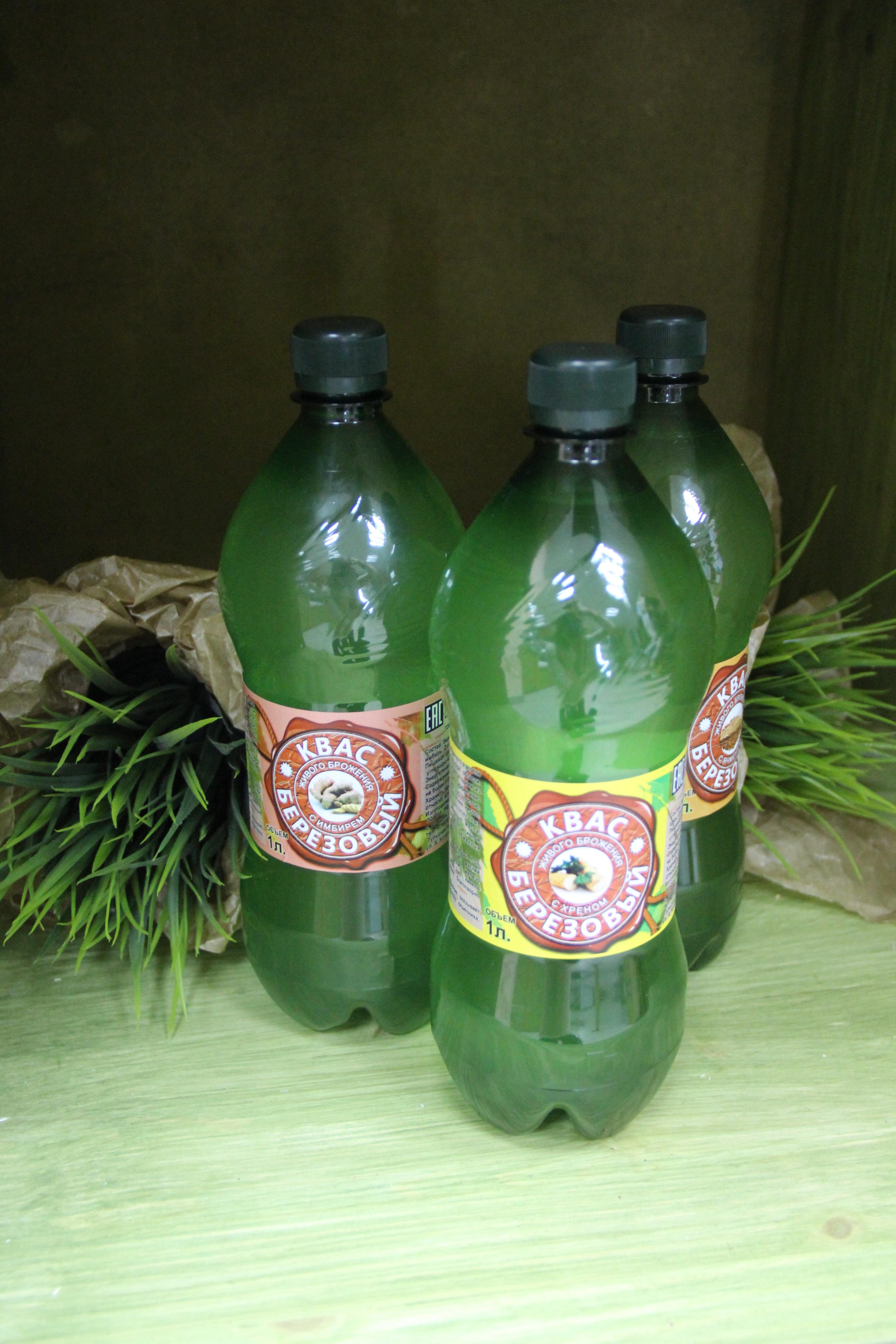 Квас против Coca-Cola: исконно русский напиток обошел в продажах зарубежную шипучку